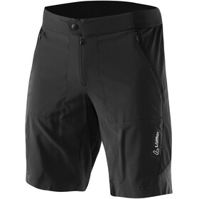 Löffler Superlitano Comfort Stretch Superlite Bike Shorts Herren schwarz